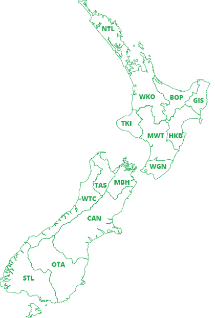 NZ Fukk Map