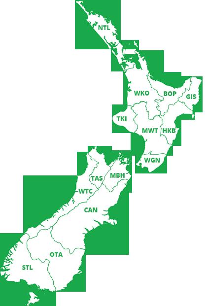 NZ Fukk Map